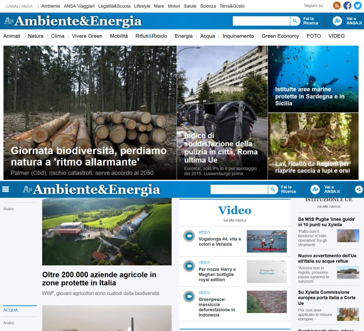 Screenshot-2018-5-21 Canale Ambiente Energia - ANSA it - Homepage